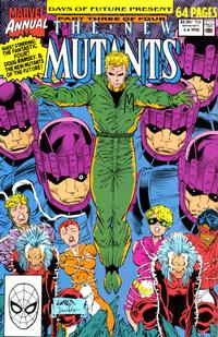 Cover Thumbnail for The New Mutants Annual (Marvel, 1984 series) #6