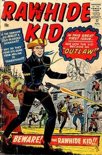 Cover Thumbnail for The Rawhide Kid (Marvel, 1960 series) #17