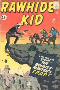 Cover Thumbnail for The Rawhide Kid (Marvel, 1960 series) #26