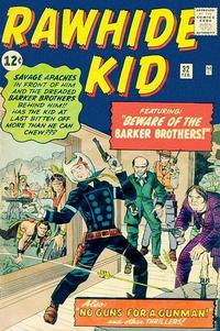 Cover Thumbnail for The Rawhide Kid (Marvel, 1960 series) #32