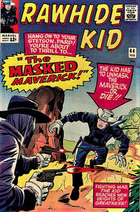 Cover Thumbnail for The Rawhide Kid (Marvel, 1960 series) #44
