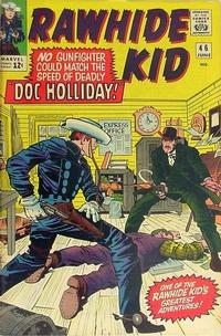Cover Thumbnail for The Rawhide Kid (Marvel, 1960 series) #46