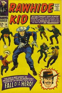 Cover Thumbnail for The Rawhide Kid (Marvel, 1960 series) #56