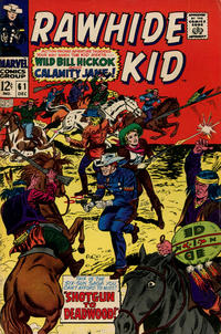 Cover Thumbnail for The Rawhide Kid (Marvel, 1960 series) #61