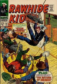 Cover Thumbnail for The Rawhide Kid (Marvel, 1960 series) #62