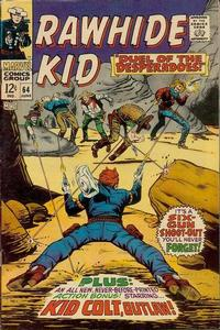 Cover Thumbnail for The Rawhide Kid (Marvel, 1960 series) #64