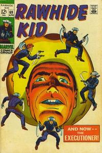 Cover Thumbnail for The Rawhide Kid (Marvel, 1960 series) #69