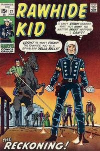 Cover Thumbnail for The Rawhide Kid (Marvel, 1960 series) #77