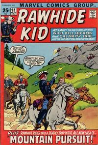 Cover Thumbnail for The Rawhide Kid (Marvel, 1960 series) #93