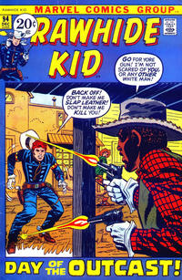 Cover Thumbnail for The Rawhide Kid (Marvel, 1960 series) #94