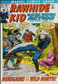 Cover for The Rawhide Kid (Marvel, 1960 series) #95