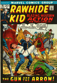 Cover Thumbnail for The Rawhide Kid (Marvel, 1960 series) #98