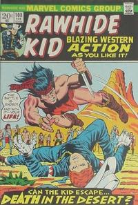 Cover Thumbnail for The Rawhide Kid (Marvel, 1960 series) #108