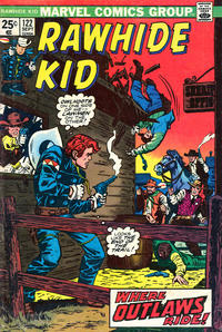 Cover Thumbnail for The Rawhide Kid (Marvel, 1960 series) #122