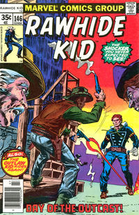 Cover Thumbnail for The Rawhide Kid (Marvel, 1960 series) #146