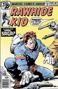 Cover Thumbnail for The Rawhide Kid (Marvel, 1960 series) #148