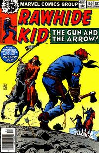 Cover Thumbnail for The Rawhide Kid (Marvel, 1960 series) #150