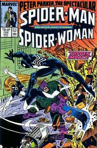 Cover Thumbnail for The Spectacular Spider-Man (Marvel, 1976 series) #126 [direct]