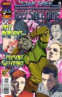 Cover Thumbnail for Star Trek: Deep Space Nine (Marvel, 1996 series) #15