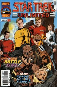 Cover Thumbnail for Star Trek Unlimited (Marvel, 1996 series) #8