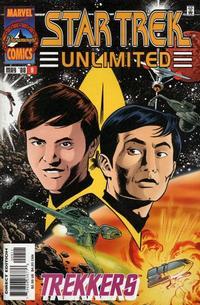 Cover Thumbnail for Star Trek Unlimited (Marvel, 1996 series) #9