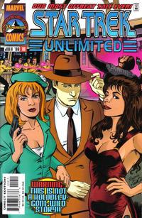 Cover Thumbnail for Star Trek Unlimited (Marvel, 1996 series) #10