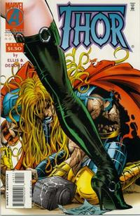 Cover for Thor (Marvel, 1966 series) #492