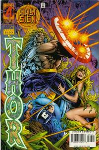 Cover Thumbnail for Thor (Marvel, 1966 series) #496 [Direct Edition]