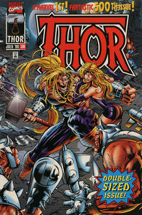 Cover Thumbnail for Thor (Marvel, 1966 series) #500