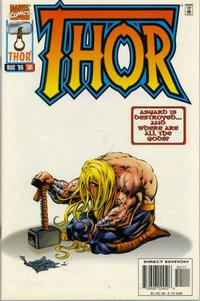 Cover Thumbnail for Thor (Marvel, 1966 series) #501