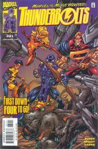 Cover Thumbnail for Thunderbolts (Marvel, 1997 series) #31