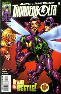 Cover Thumbnail for Thunderbolts (Marvel, 1997 series) #35