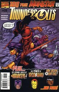 Cover Thumbnail for Thunderbolts (Marvel, 1997 series) #39