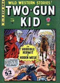Cover Thumbnail for Two-Gun Kid (Marvel, 1948 series) #10
