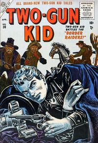 Cover Thumbnail for Two Gun Kid (Marvel, 1953 series) #30