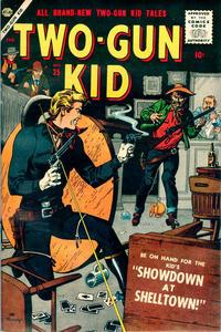 Cover Thumbnail for Two Gun Kid (Marvel, 1953 series) #35