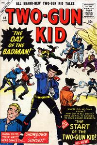 Cover Thumbnail for Two Gun Kid (Marvel, 1953 series) #48