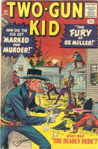 Cover Thumbnail for Two Gun Kid (Marvel, 1953 series) #55