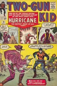 Cover Thumbnail for Two Gun Kid (Marvel, 1953 series) #70