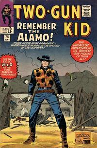 Cover Thumbnail for Two Gun Kid (Marvel, 1953 series) #75