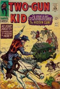 Cover Thumbnail for Two Gun Kid (Marvel, 1953 series) #81