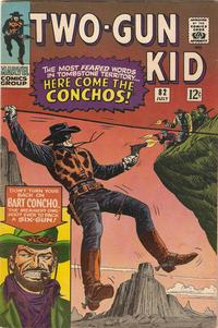 Cover Thumbnail for Two Gun Kid (Marvel, 1953 series) #82