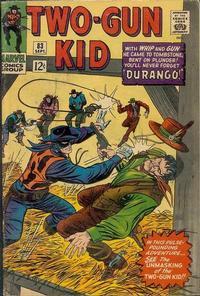 Cover Thumbnail for Two Gun Kid (Marvel, 1953 series) #83