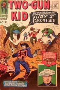 Cover Thumbnail for Two Gun Kid (Marvel, 1953 series) #85