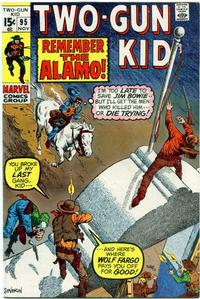 Cover Thumbnail for Two Gun Kid (Marvel, 1953 series) #95