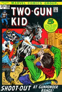 Cover Thumbnail for Two Gun Kid (Marvel, 1953 series) #102