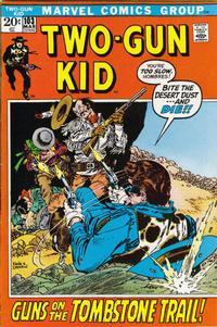 Cover Thumbnail for Two Gun Kid (Marvel, 1953 series) #103