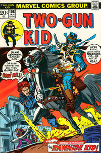 Cover Thumbnail for Two Gun Kid (Marvel, 1953 series) #108