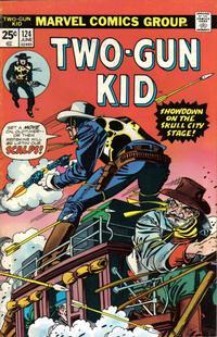 Cover Thumbnail for Two Gun Kid (Marvel, 1953 series) #124