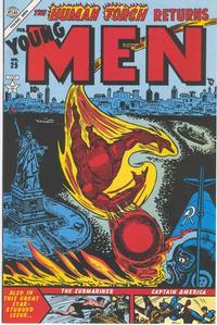 Cover Thumbnail for Young Men (Marvel, 1953 series) #25